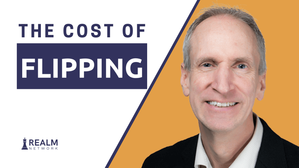 The Cost of Flipping